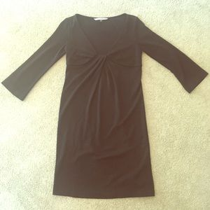 Adorable DVF little black dress